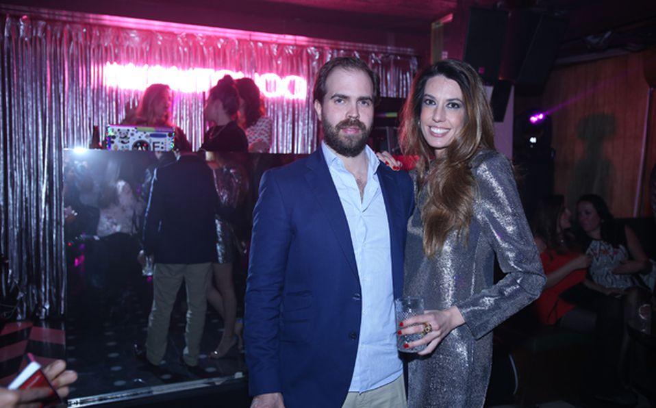 Miguel Merino y Gabriela del Fueyo