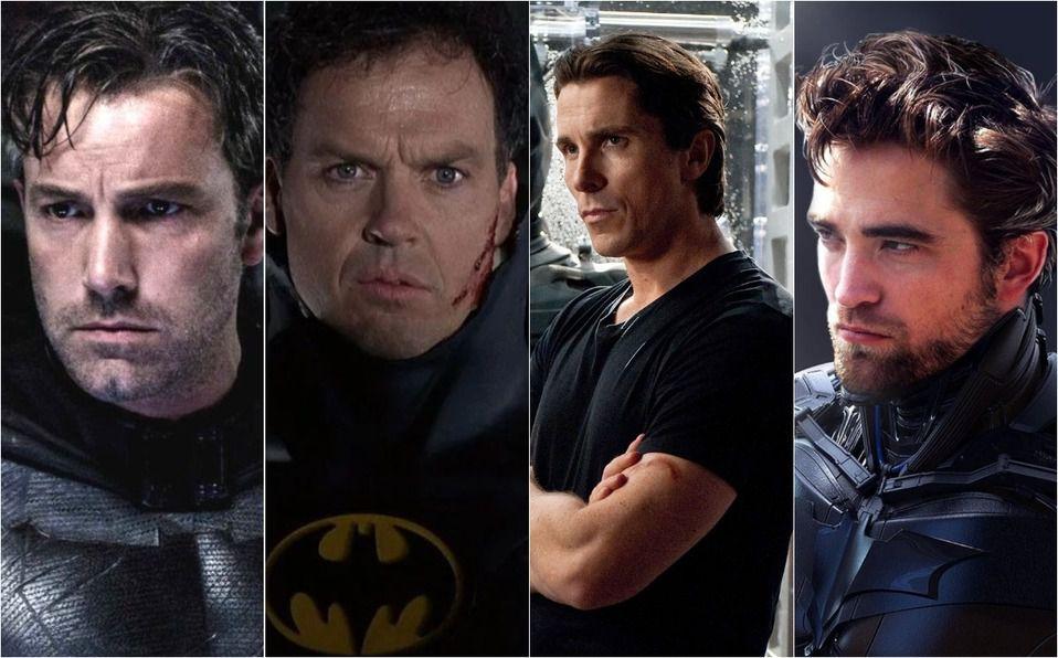 Día de Batman: Actores que han personificado a Bruce Wayne (Foto: Instagram)