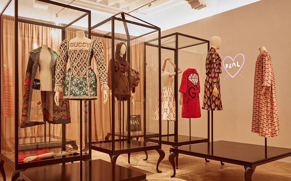 Descubre el impresionante museo de Gucci en Florencia y 4 opciones más para amantes de la moda. Fotografía de Gucci Garden