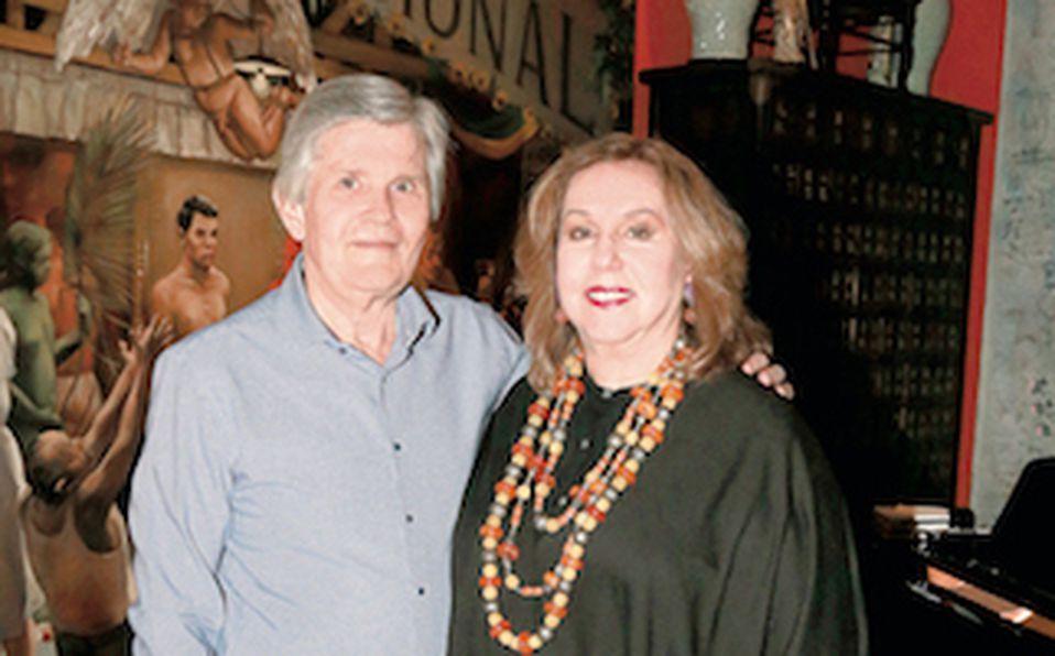 Miguel Albuerne y Cecilia Benavides de Albuerne