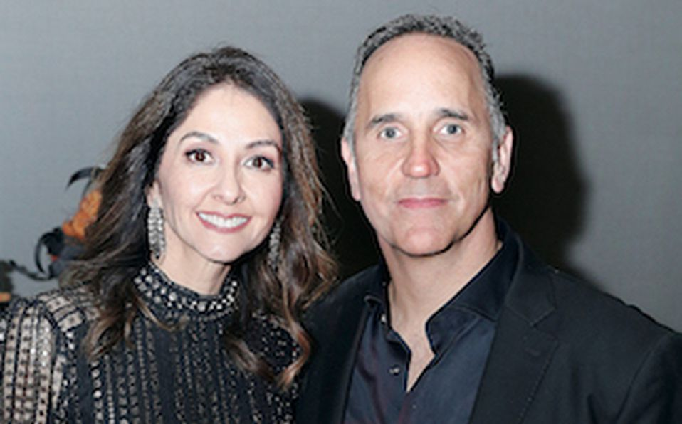 Marcela Moreno de Sada y Rogelio Sada (1)