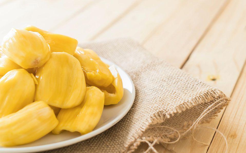 La jackfruit es una fruta originaria del sudeste asiático que también es conocida bajo el nombre de yaca. Foto: Archivo
